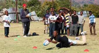 Try time at Bhunya Primary