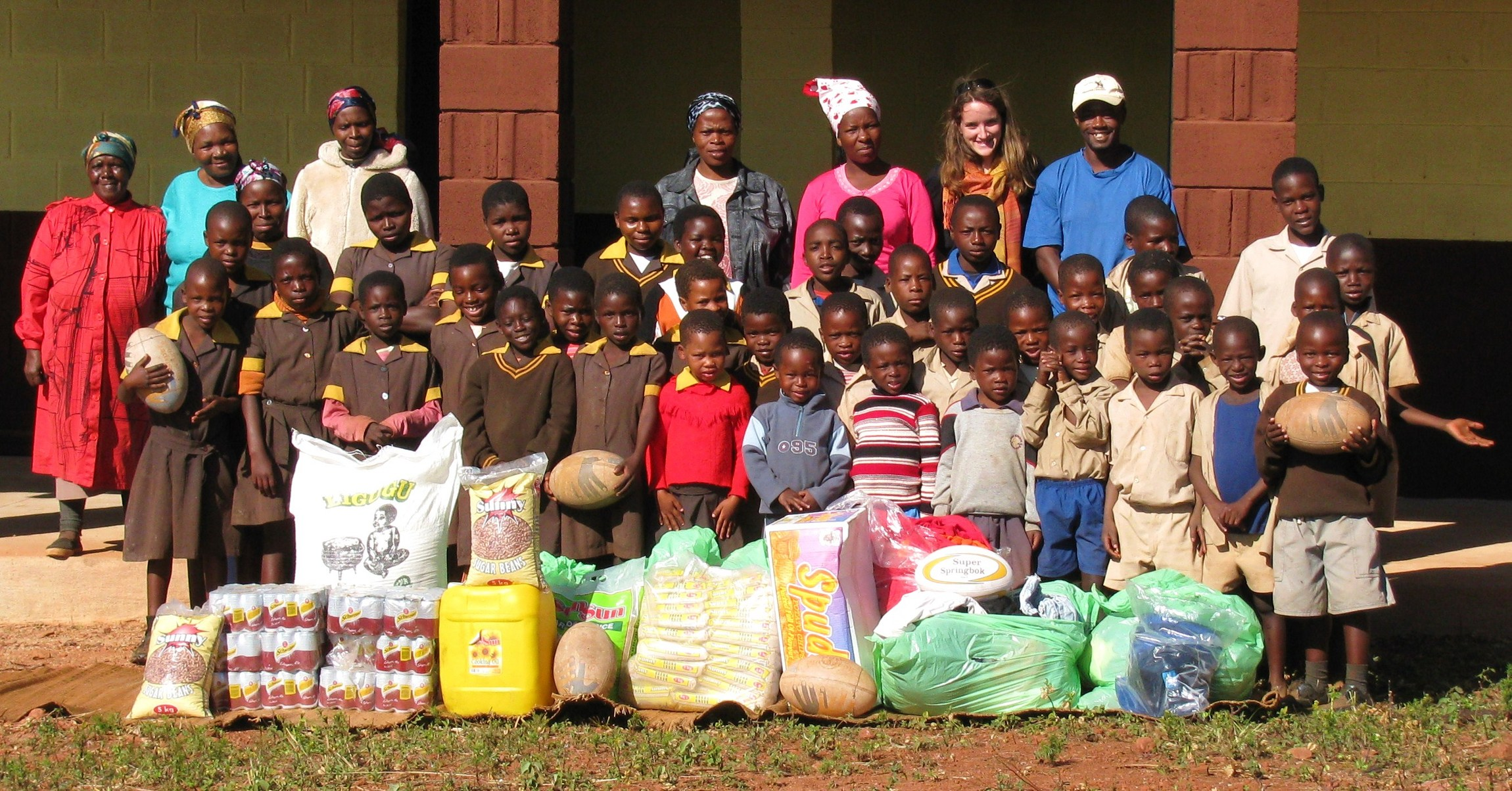 essay on visit to a orphanage